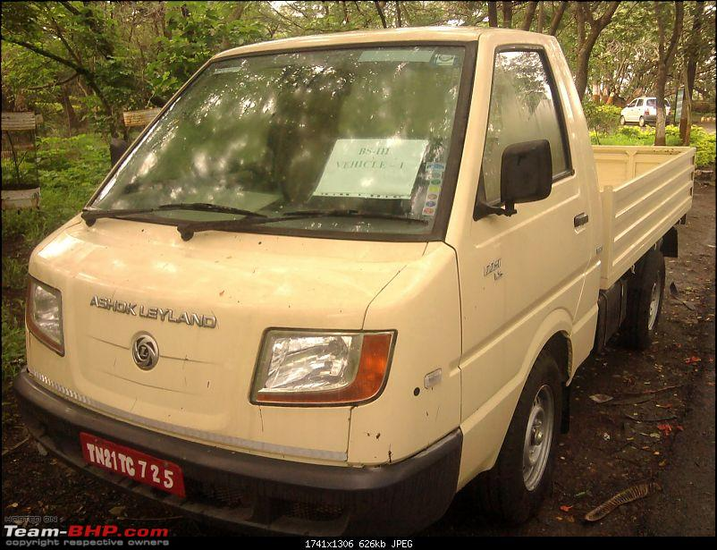 New variant of Ashok Leyland Dost?-photo0090.jpg