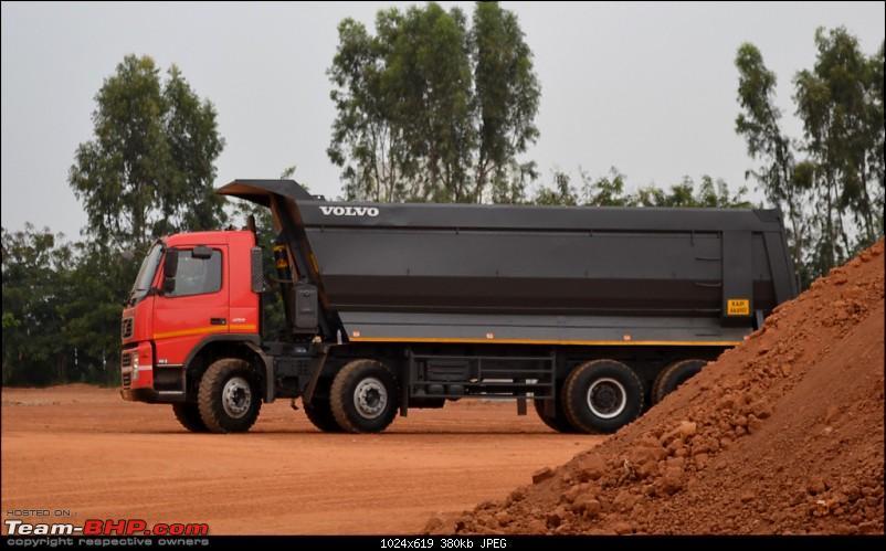 Report & Pics : Volvo launches the 10x4 FM 480 Dump Truck-dsc_0085.jpg