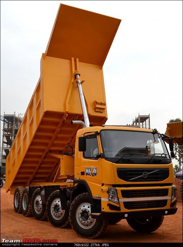 Report & Pics : Volvo launches the 10x4 FM 480 Dump Truck-dsc_0107.jpg