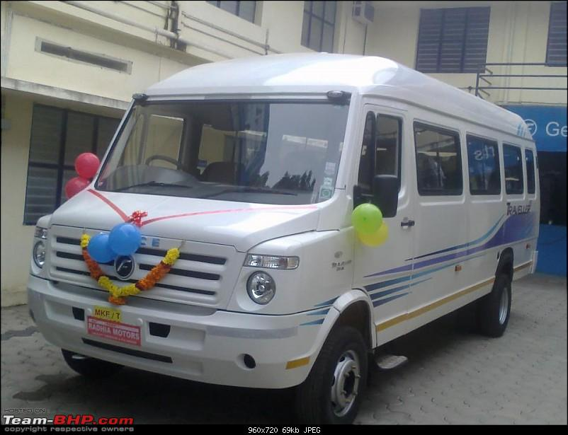 Force Motors launches the new Traveller-26 in Rajasthan-force26seater.jpg