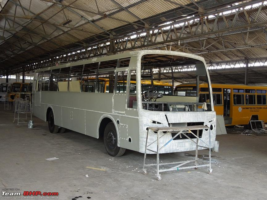 Bus Body Building Cost