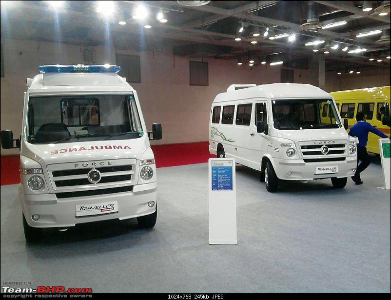 The 2013 International Bus & Utility Vehicle Show, Noida-traveller.jpg