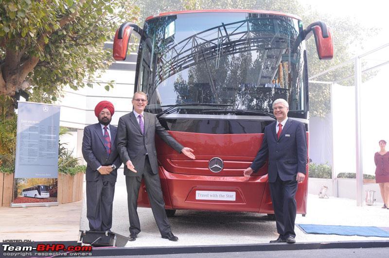 Name:  Mercedes Benz Bus Launch Pic 1.JPG Views: 26841 Size:  232.6 KB