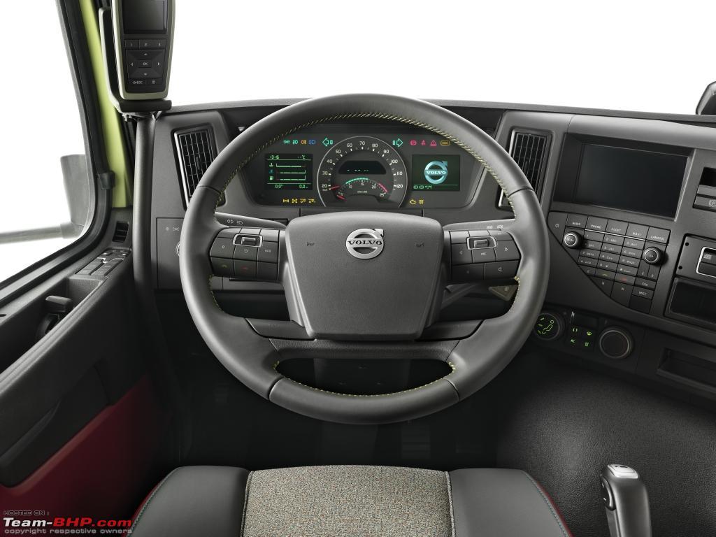 Volvo Trucks - Revamping the Entire Range - Team-BHP