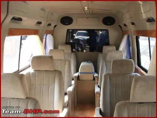 Force Tempo Traveller Test Drive Page 3 Team Bhp