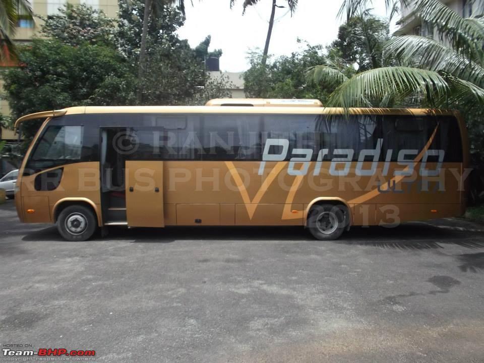 TATA Motors Buses (Standard Versions) - Page 14 - Team-BHP
