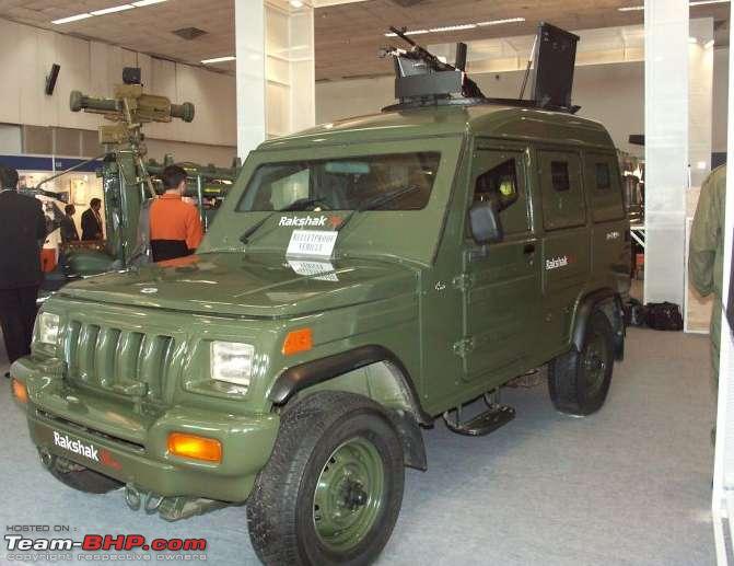 Name:  Rakshak_Armoured_Jeep_DefExpo_2004_India_01.jpg Views: 88091 Size:  41.5 KB