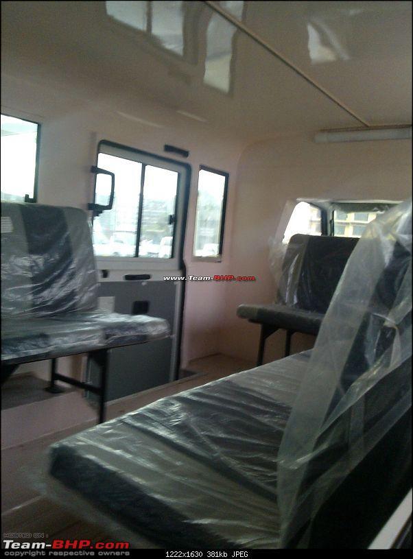 Ashok Leyland to launch Dost Express passenger van and CNG version shortly-dost-express-passenger-van-spyshot-4.jpg