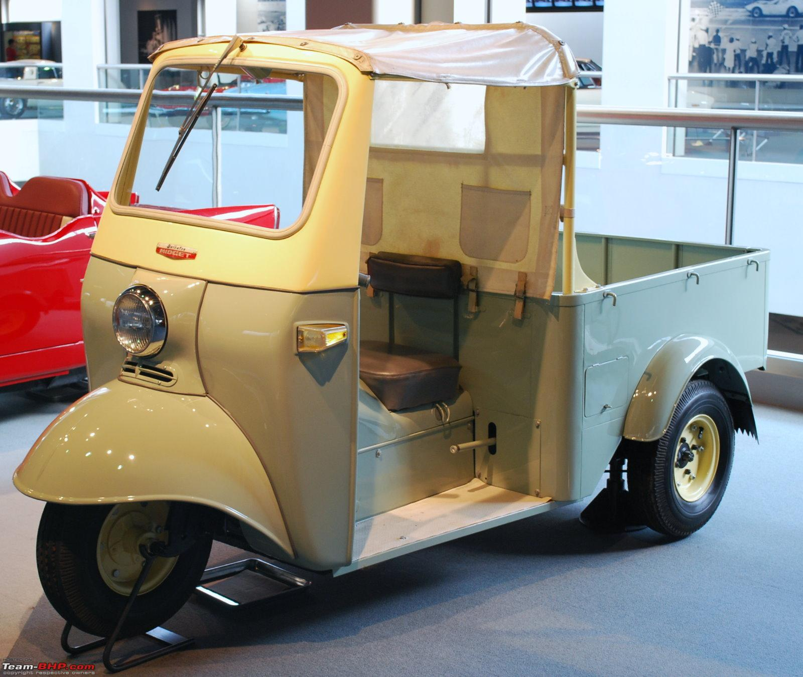Why are the Japanese not venturing into the 3-Wheeler ...