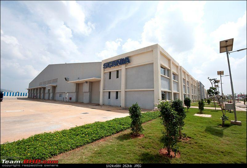 Scania inaugurates first manufacturing facility in India-scaniaindiaoffice.jpg