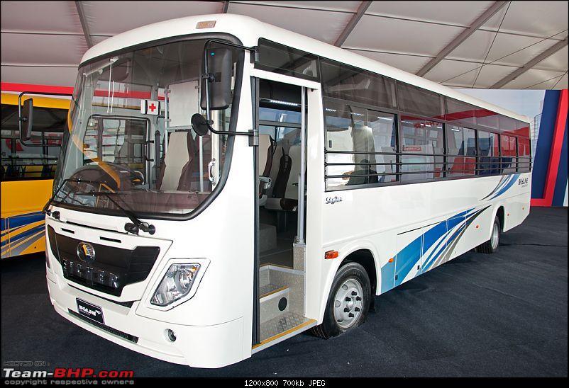 The Eicher Pro series: New range of Buses & Trucks-bus02.jpg