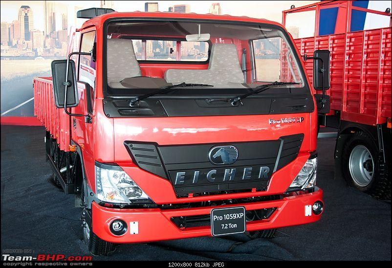 The Eicher Pro series: New range of Buses & Trucks-pro1000.jpg