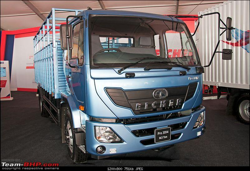 The Eicher Pro series: New range of Buses & Trucks-pro3000.jpg
