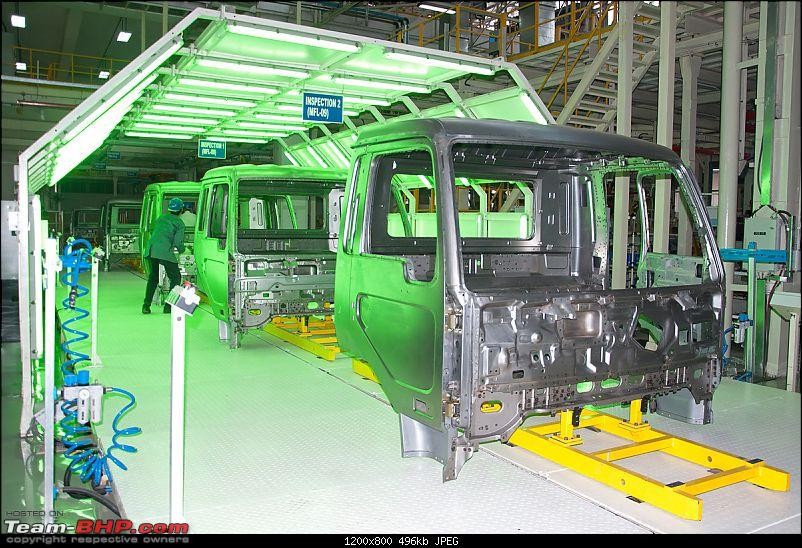 Pictorial: Eicher's Truck & Bus Factory, Pithampur-002.jpg