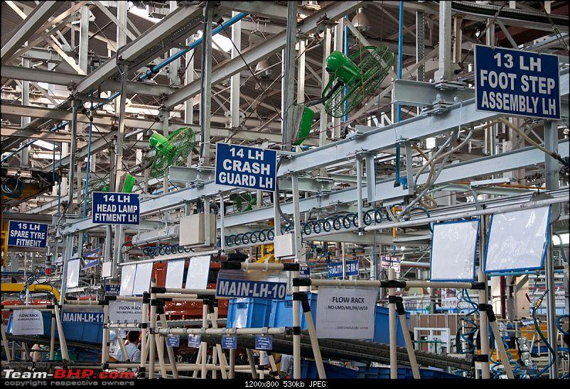 Pictorial: Eicher's Truck & Bus Factory, Pithampur-026.jpg