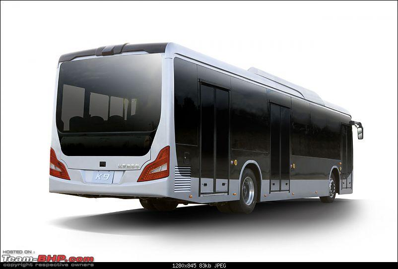 BMTC to test all-electric BYD K9 bus for city use-bydk9rearthreequarterofficialimage.jpeg