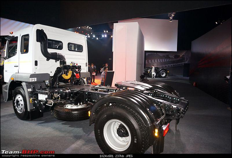 Jan 2014: BharatBenz launches 4 new trucks-34dsc05119.jpg
