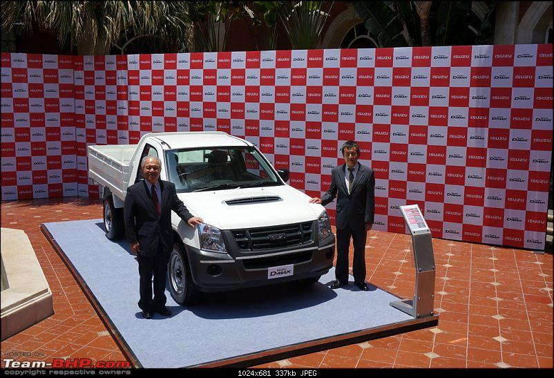 Isuzu launches D-Max @ Rs. 5.99 lakhs-27dsc03721.jpg