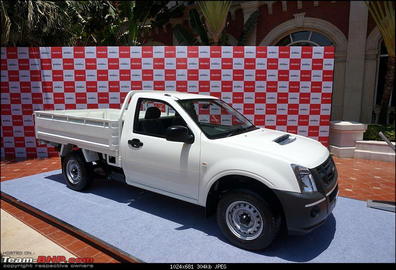 Isuzu launches D-Max @ Rs. 5.99 lakhs-29dsc03727.jpg