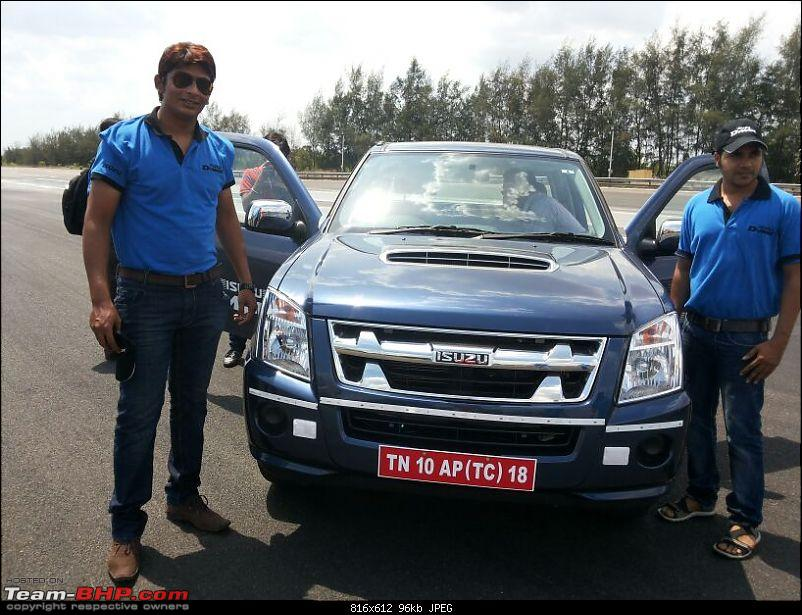 Isuzu launches D-Max @ Rs. 5.99 lakhs-img20140515wa0009.jpg