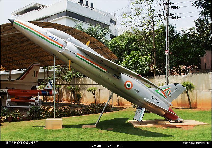 Indian Aviation - HAL Ajeet, the Folland Gnat Mk II. EDIT: 1965 war IAF documentary on page 6-51284_1333893701.jpg