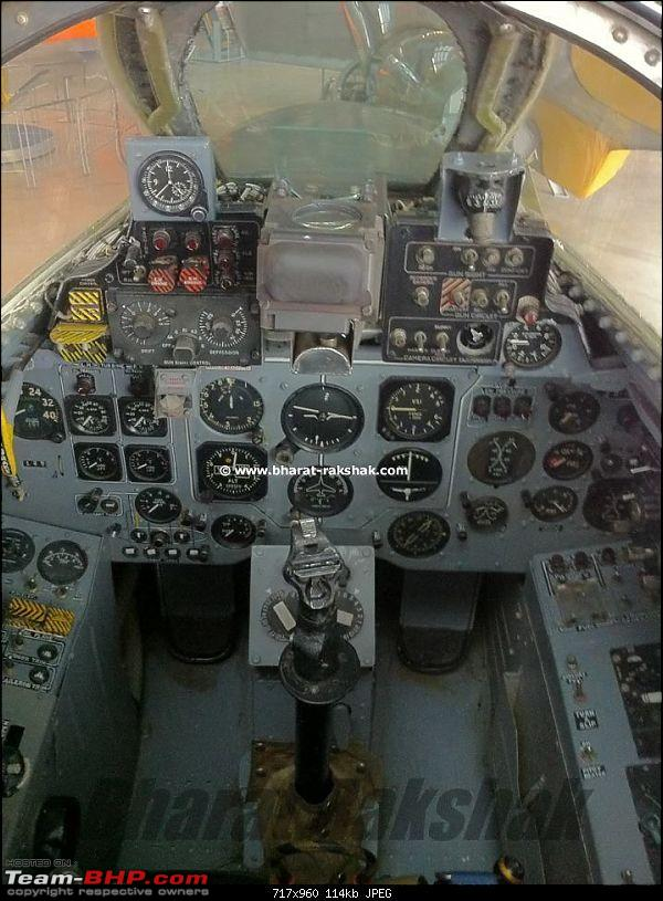 Indian Aviation: HAL HF-24 Marut, the first Indian Jet Fighter-p17-cockpit.jpg