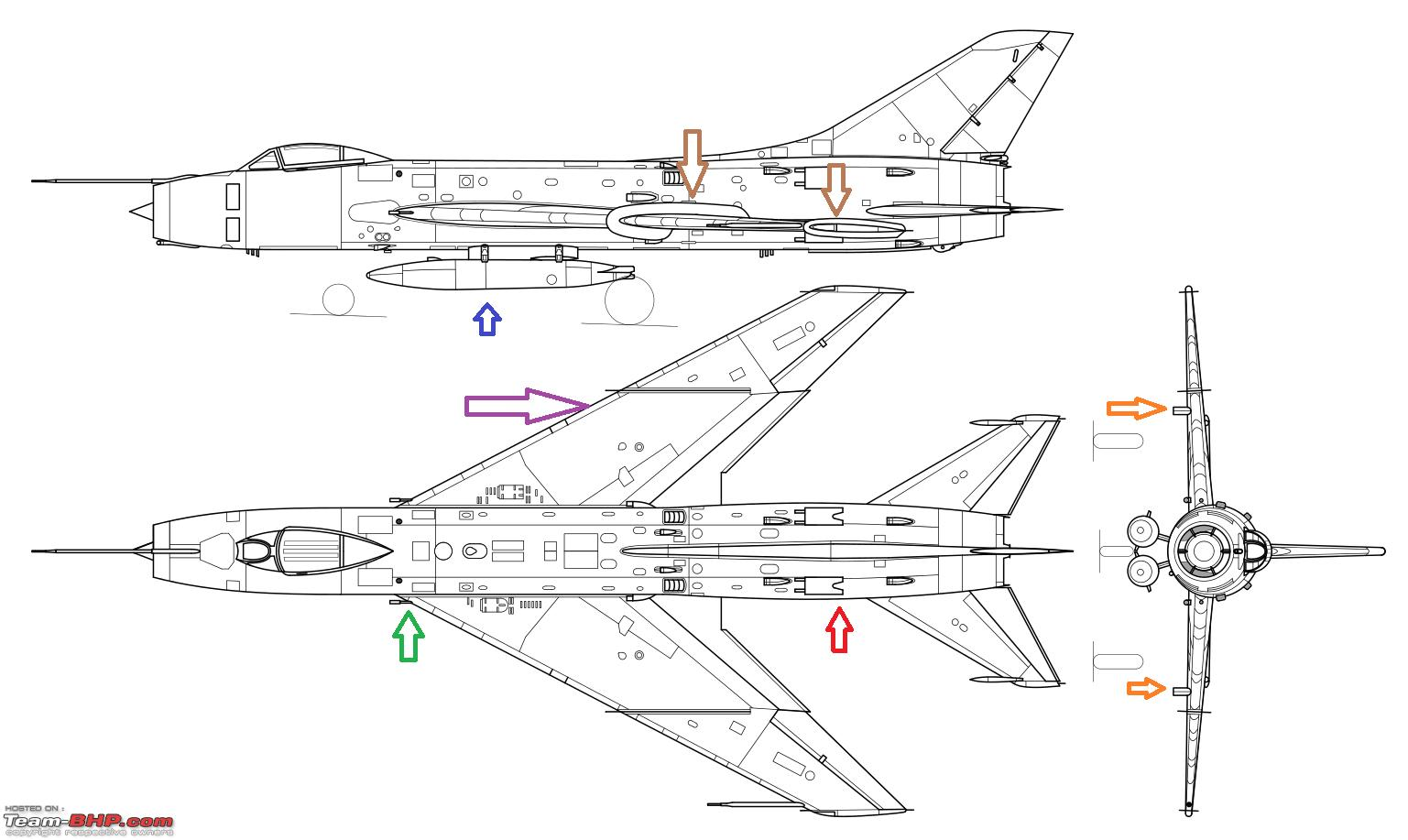 Indian Aviation Hal Hf 24 Marut The First Jet Fighter F18 Engine Diagram 3