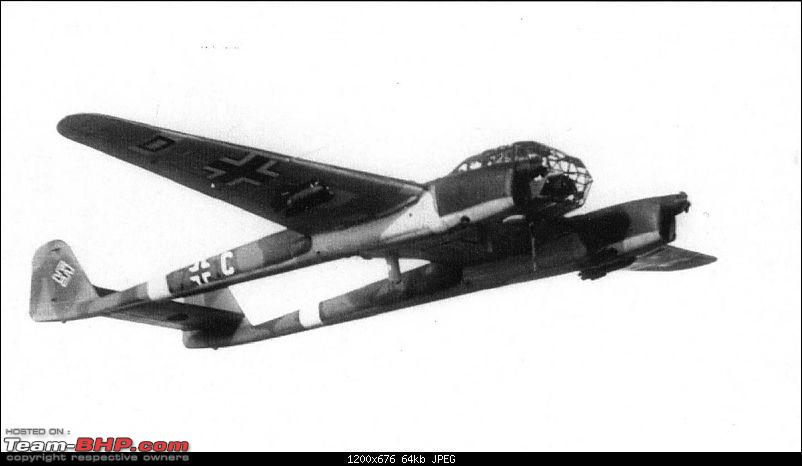 Indian Aviation: HAL HF-24 Marut, the first Indian Jet Fighter-fockewulffw189.jpg