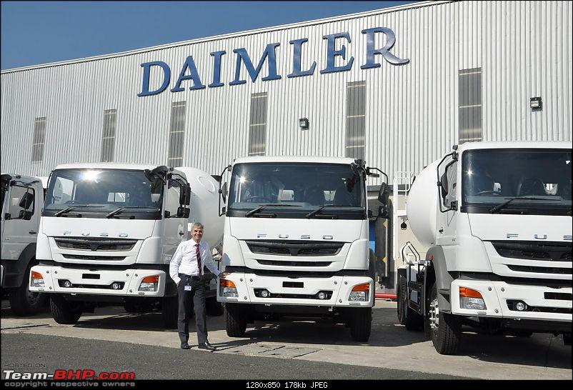 Mitsubishi Fuso Trucks to roll out from DICV Chennai Plant for Export-www.teambhp.com.jpg
