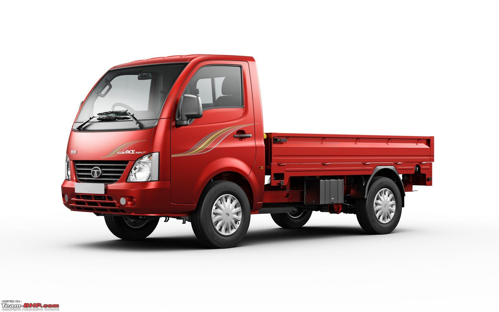 Tata Motors Launches Super Ace Mint At Rs. 5.09 Lakh