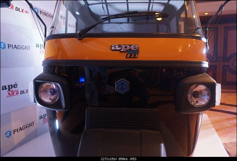 Piaggio Ap� Xtra DLX launched @ Rs. 1.74 Lakh-3piaggio.jpg