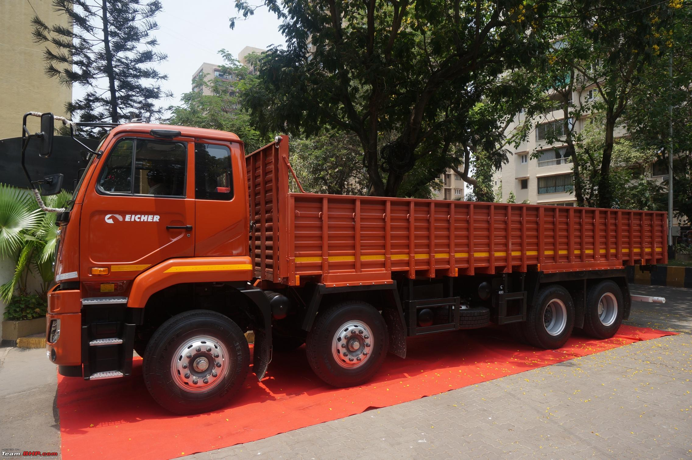 Eicher Pro 6000 Series launched in West India markets - Team-BHP