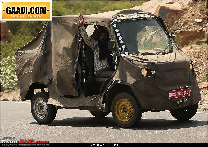 Eicher, Polaris collaborate to build Tata Ace rival. EDIT: To be called Flexituff-1.jpg