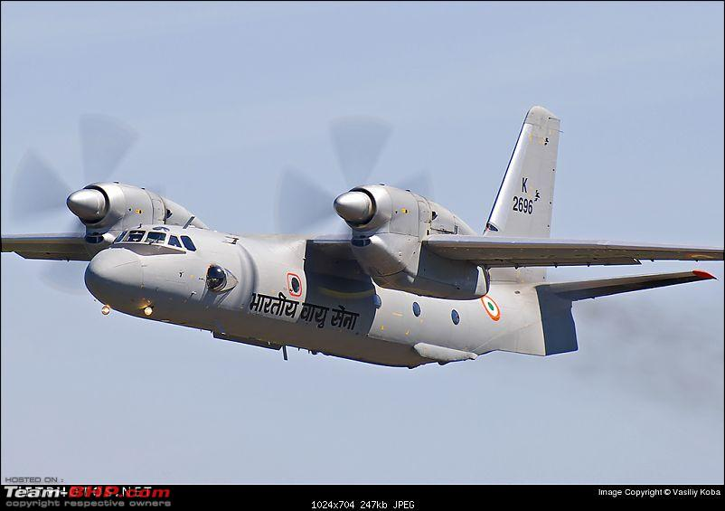 Indian Aviation: HAL HF-24 Marut, the first Indian Jet Fighter-an32-.jpg