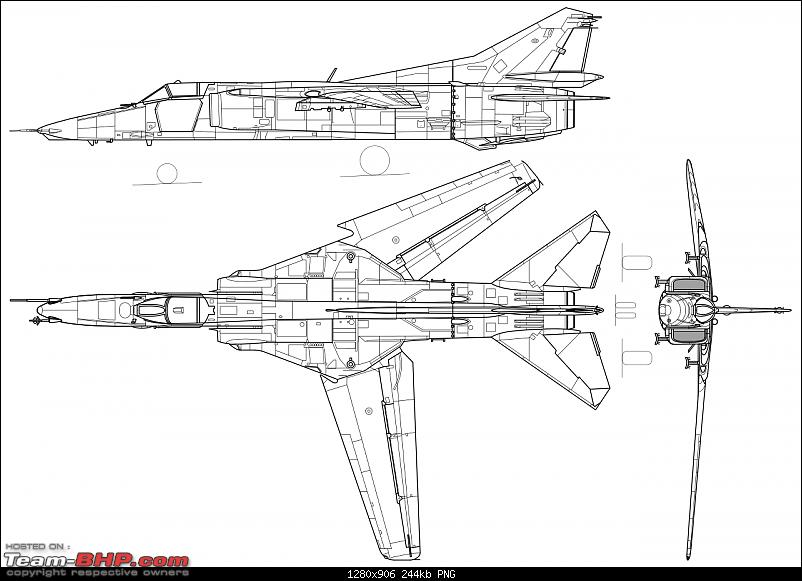 Indian Aviation: MiG-25 Foxbat in the Indian Air Force-x11-mig27-drawing.png