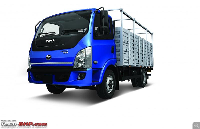 Tata Motors launches Ultra trucks in Bangladesh-ultra.jpg