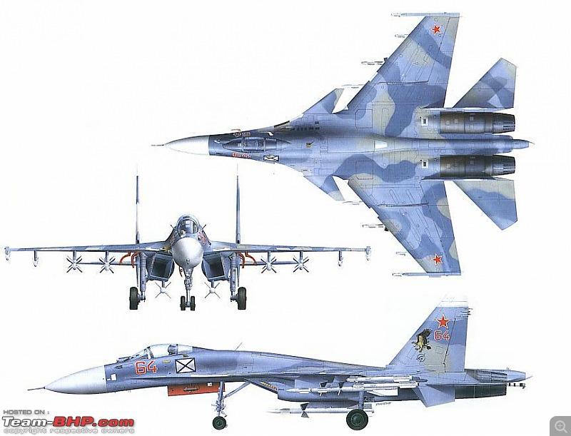 Sukhoi Su-27 Flanker : Russia's Eagle Killer-sukhoi33_3view.jpg