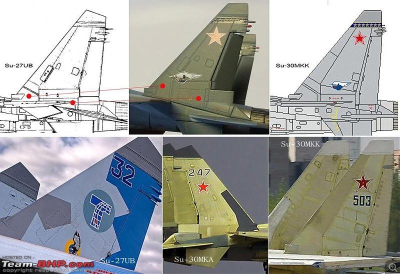 Sukhoi Su-27 Flanker : Russia's Eagle Killer-su27_tails.jpg