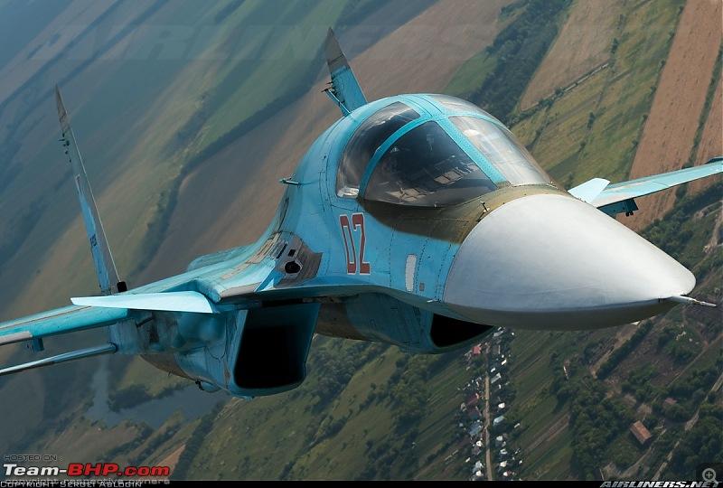 Sukhoi Su-27 Flanker : Russia's Eagle Killer-su34_2148823.jpg