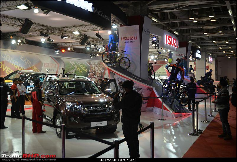 Isuzu @ Auto Expo 2016 (including the D-Max V-Cross)-0-3.jpg