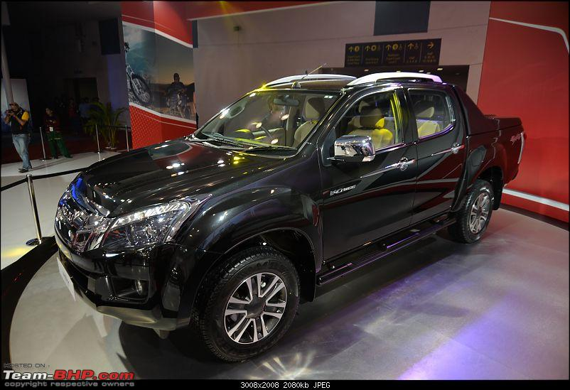 Isuzu @ Auto Expo 2016 (including the D-Max V-Cross)-2-4.jpg