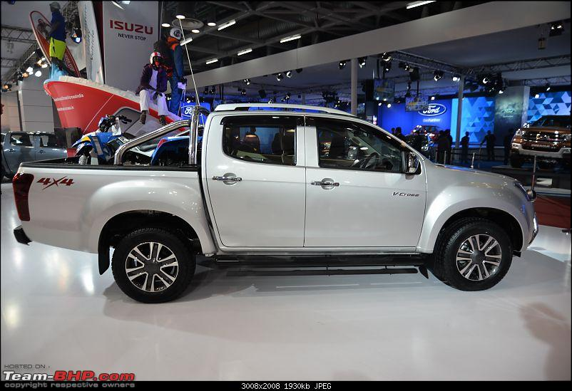 Isuzu @ Auto Expo 2016 (including the D-Max V-Cross)-1-4.jpg