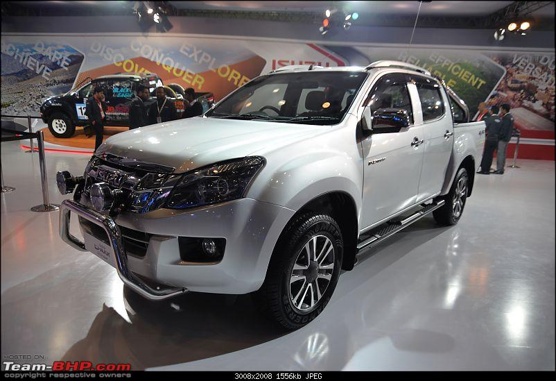 Isuzu @ Auto Expo 2016 (including the D-Max V-Cross)-1-18.jpg
