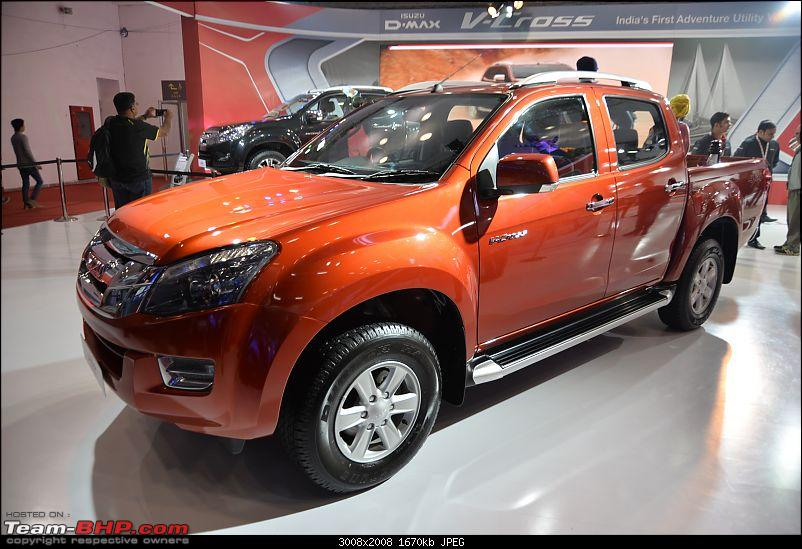 Isuzu @ Auto Expo 2016 (including the D-Max V-Cross)-3-18.jpg