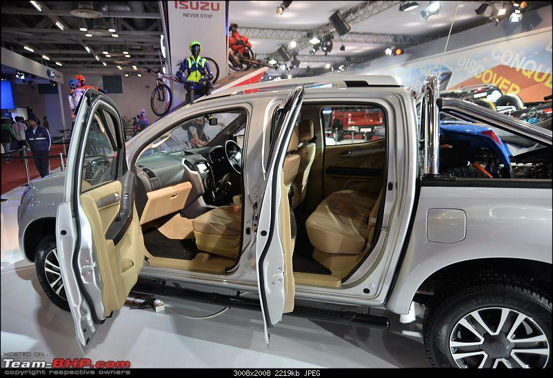 Isuzu @ Auto Expo 2016 (including the D-Max V-Cross)-1-10.jpg