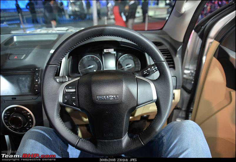 Isuzu @ Auto Expo 2016 (including the D-Max V-Cross)-1-27.jpg