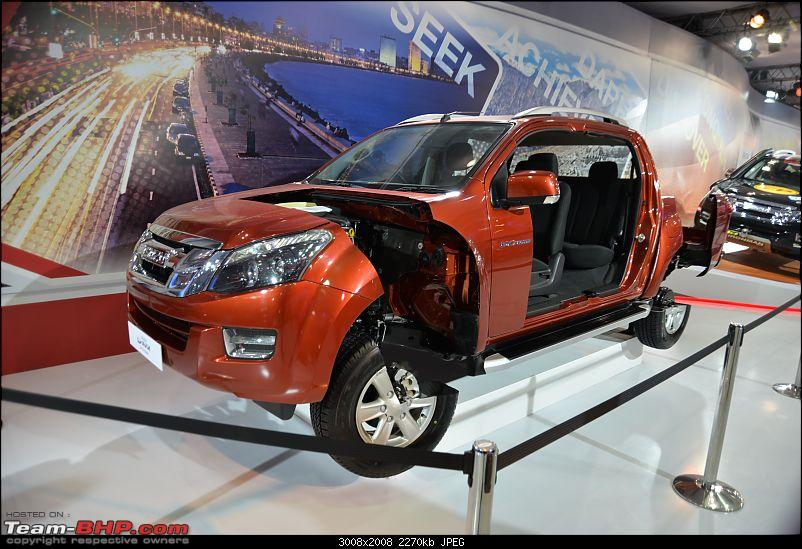 Isuzu @ Auto Expo 2016 (including the D-Max V-Cross)-3-10.jpg