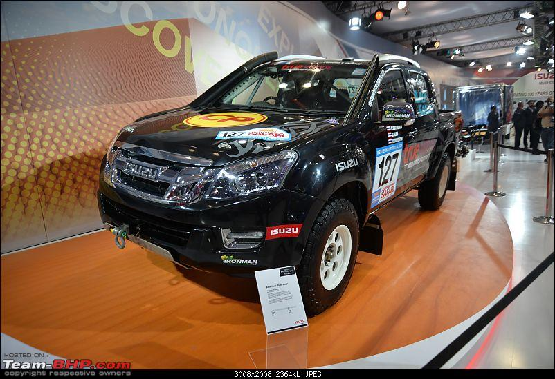 Isuzu @ Auto Expo 2016 (including the D-Max V-Cross)-3-5.jpg