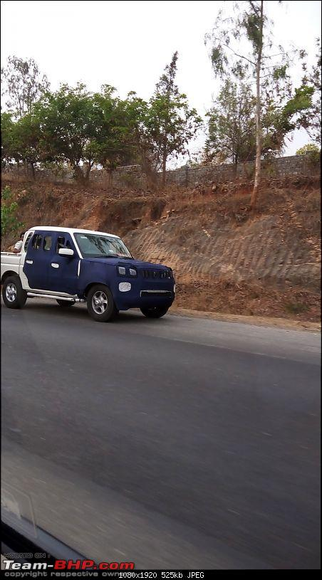 2016 Mahindra Getaway Pick-up spotted-img_20160409_161757.jpg