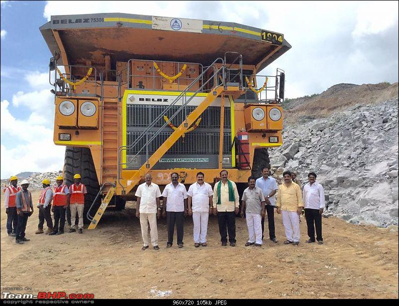 Pics: Massive 240 ton Belaz truck in India-14317342_514537612069485_428839273688560456_n.jpg